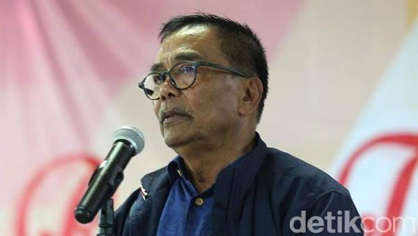 Eks Rektor Unhas Sekaligus Wantimpres Era SBY-JK Radi A Gany Meninggal Dunia