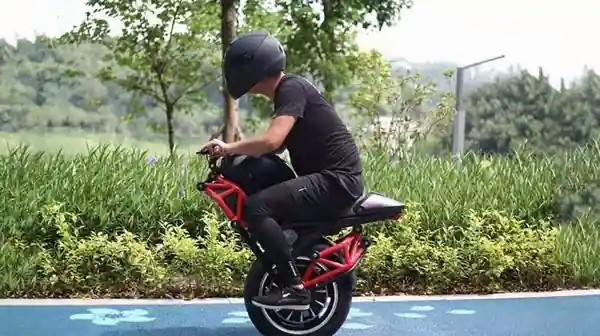 one wheel electric bike price in india