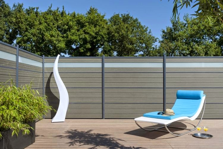 Garden Fence Panels Functional Ideas Modern Garden Fencing