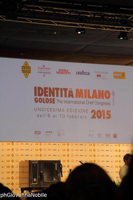 Identità Golose 2015, accenni