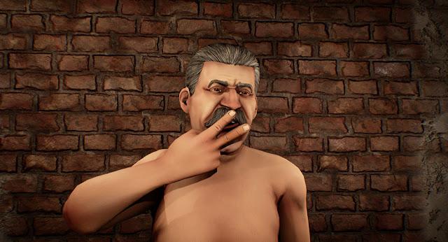 «Σεξ με τον Στάλιν», το βιντεοπαιχνίδι που έκανε έξαλλους τους κομμουνιστές της Ρωσίας