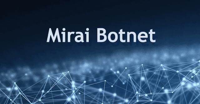 إلقاء القبض على قراصنة الذين كانو وراء  Mirai  Botnet
