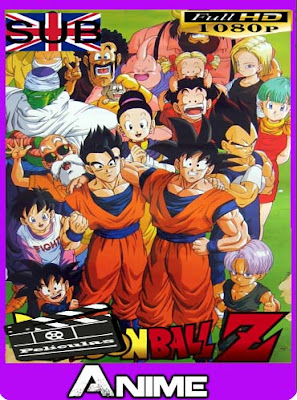Dragon ball Z 13 peliculas + TV especiales Remasterizados HD [1080P] latino [GoogleDrive] dizonHD