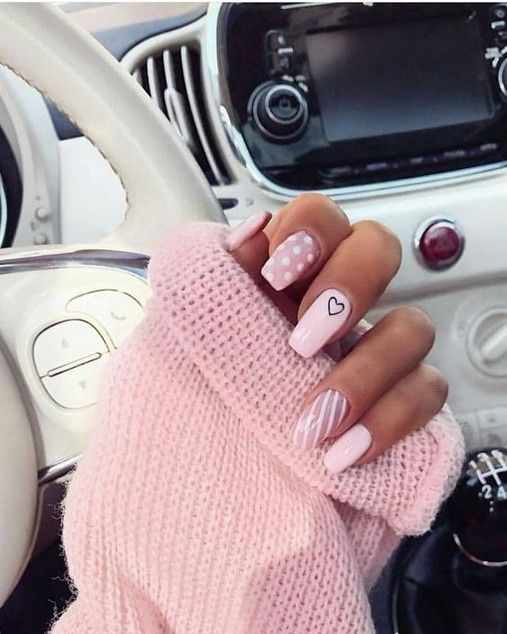 Cute Nail Designs for Every Nail - Nail Art Ideas to Try 💅 29 of 50