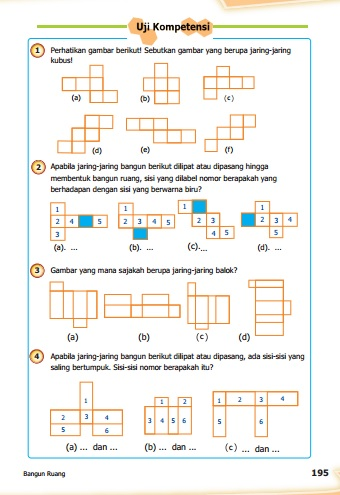kunci jawaban buku senang belajar matematika kurikulum 2013 revisi 2018