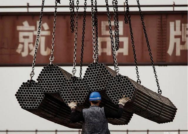 Siasat China 'Murahkan' Harga Baja Biar Produk RI Ambruk