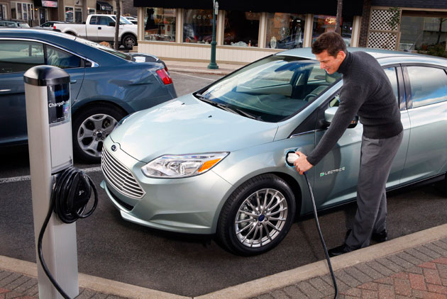 Ford Data Reveals 60 Percent of Plug-In Vehicle Trips Are Gas-Free