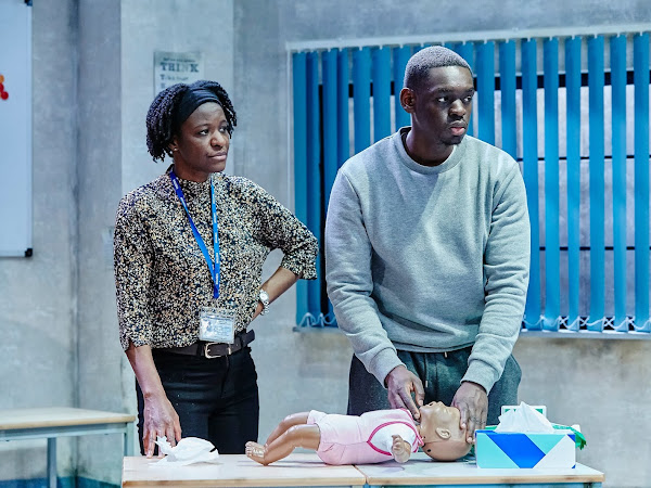 Shook, Southwark Playhouse | Review