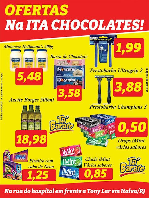 Ita Chocolates