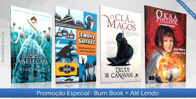 Pro Kit Editora Seguinte + Extras #2AnosBurnBook 7