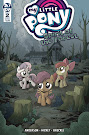 My Little Pony Spirit of the Forest #2 Comic