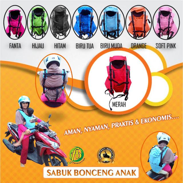 Sabuk Bonceng Motor