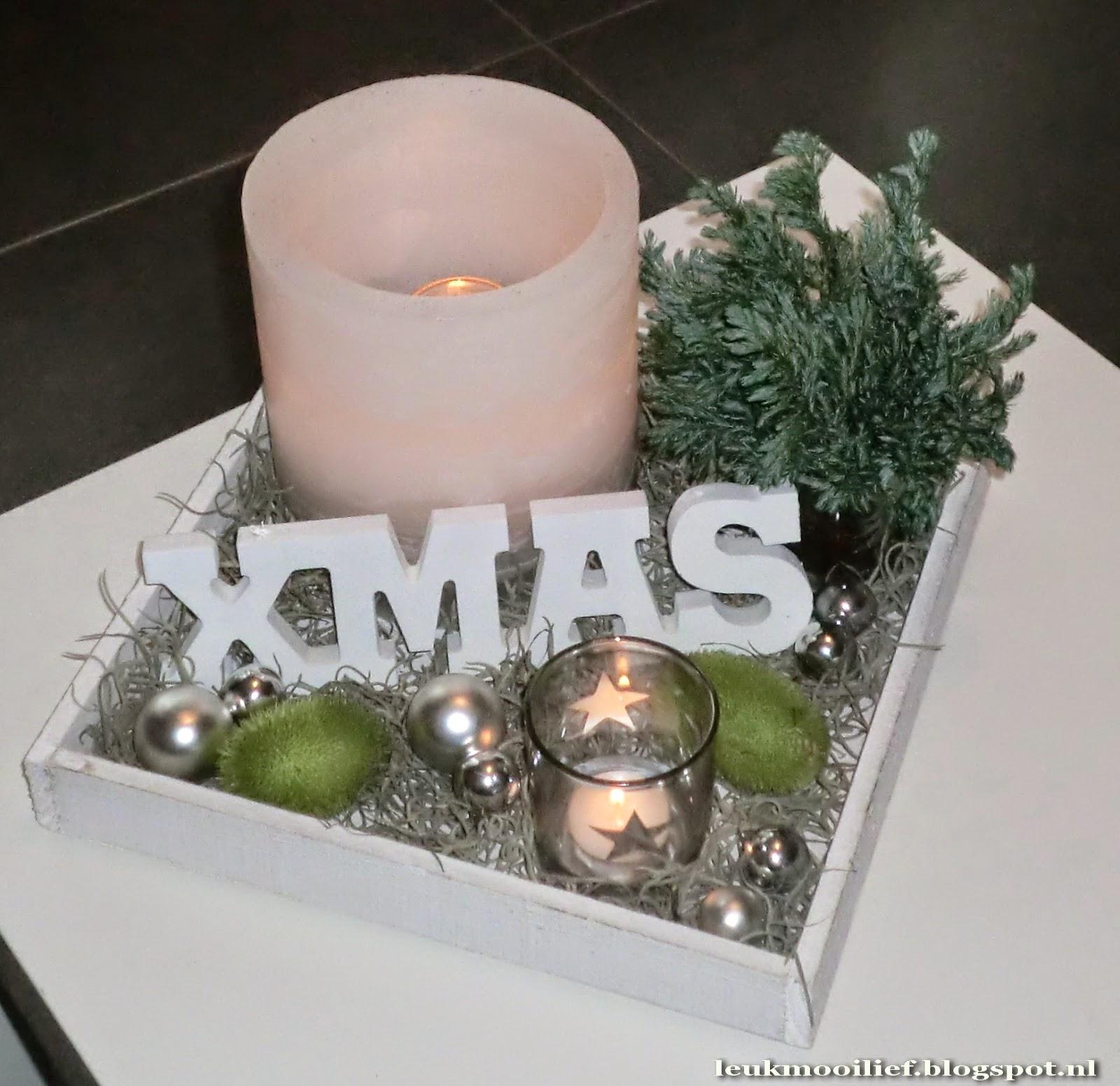 Leuk mooi lief kerst decoratie binnen en buiten - Ad decoratie binnen ...