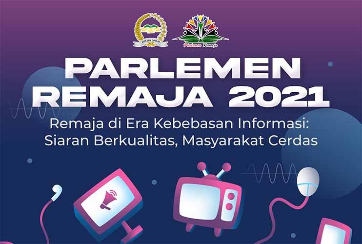 parlemen remaja 2021