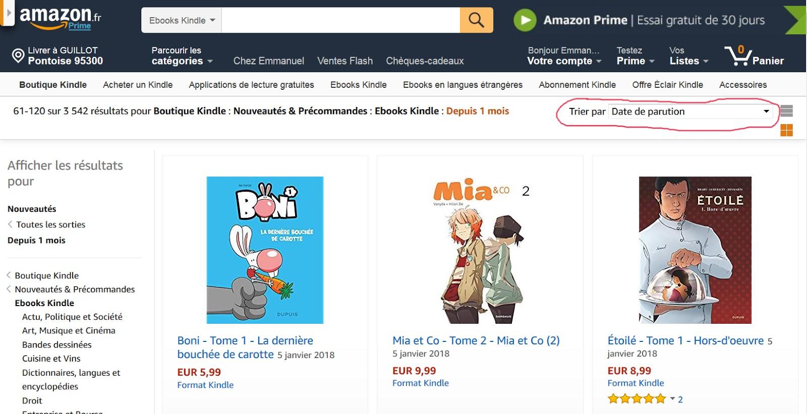 Alan Spade Nouvelles Sorties Les Failles D Amazon