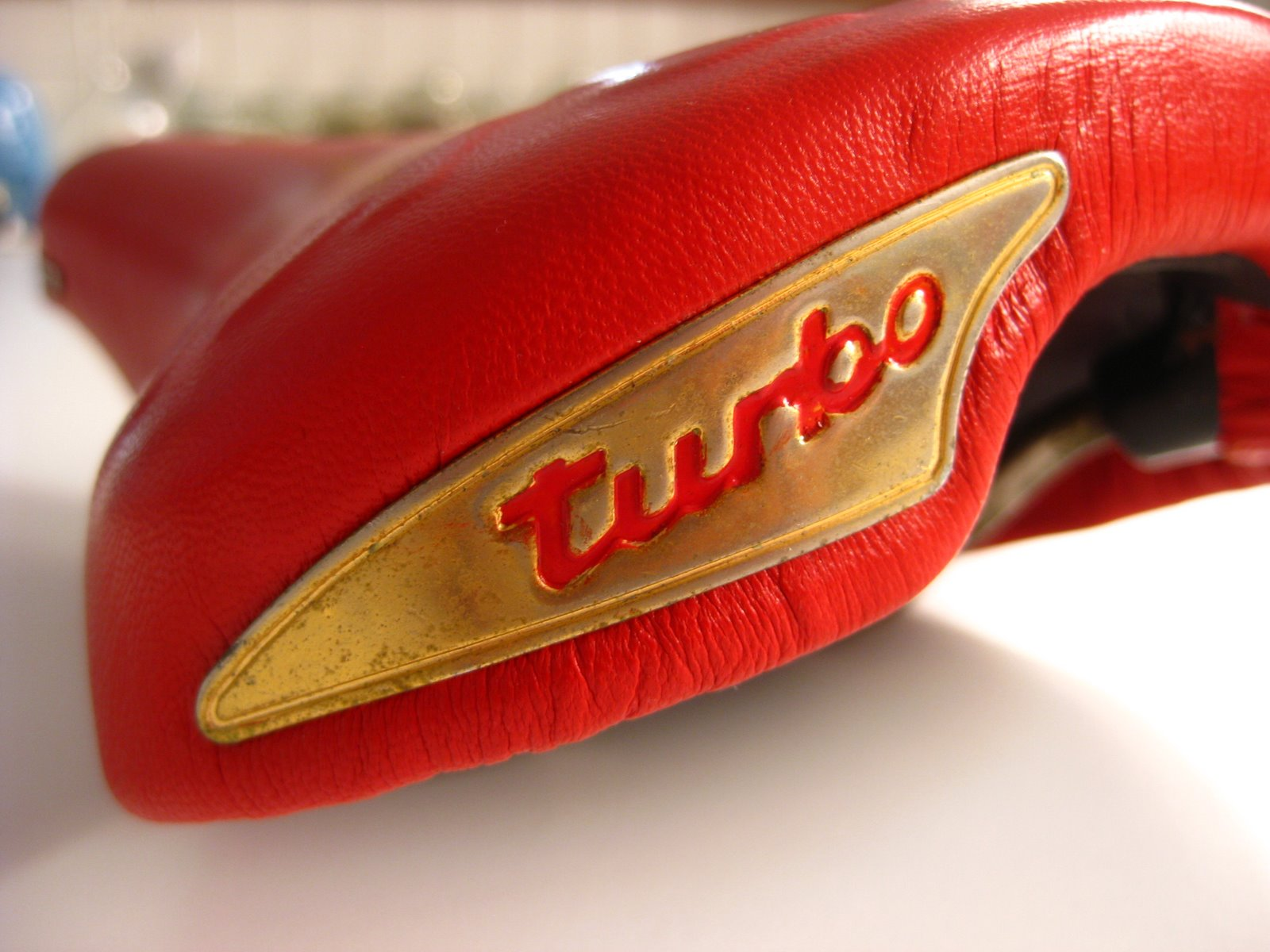 Busyman bicycles red turbo restoration