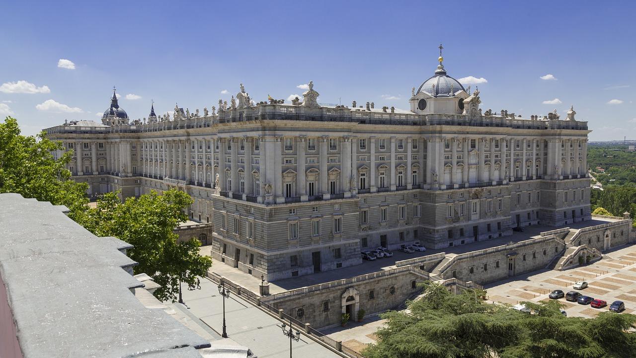 Palacio Real España