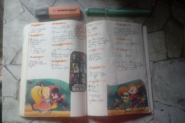 Bullet Journal may