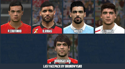 PES2016 Last Facepack by Brunowygno