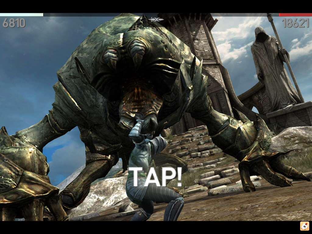 Download Game INFINITY BLADE SAGA Apk + Data Gratis