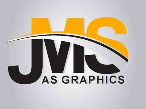MS Alphabet Logo Design Vector