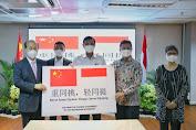Untuk Penanganan Covid-19, Indonesia Terima Bantuan Medis dari Tiongkok