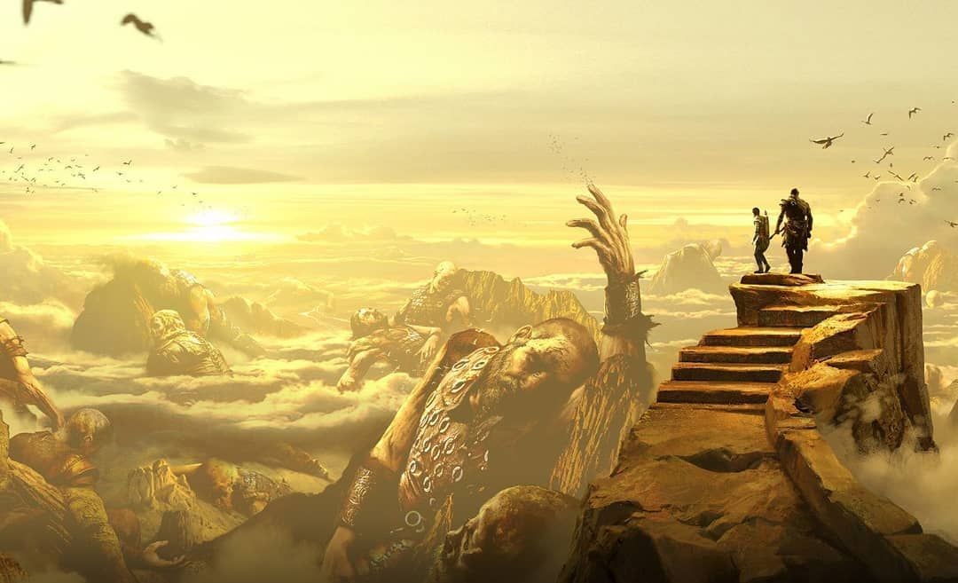 Jotunheim, o Mundo Dos Gigantes