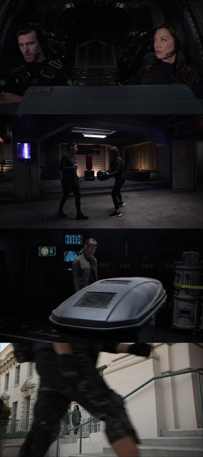 Marvel Agents of Shield Temporada 6 HD 720p Latino