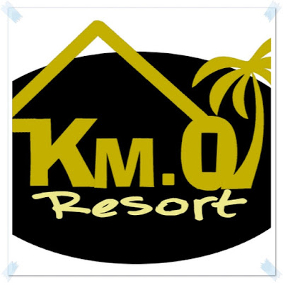 Logo KM Zero Resort - Blog Mas Hendra