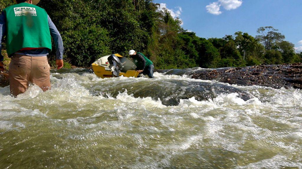 Cinema exibe amanhã documentário inédito sobre o Rio Parauapebas