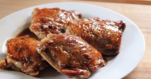 Teriyaki Chicken For Two Recipe
