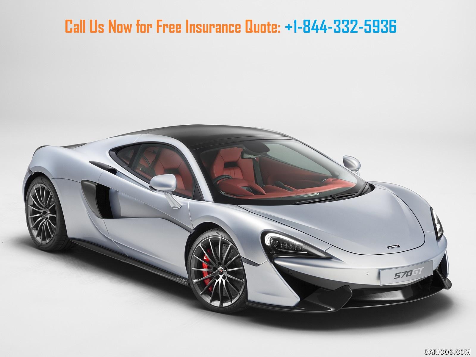 McLaren 570s Insurance Cost