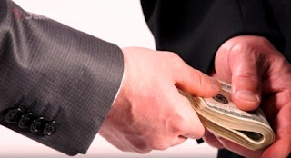 Pengertian dan Sebab Akibat  Terjadinya Korupsi
