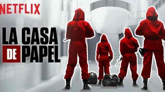 Top 5 des séries Netflix