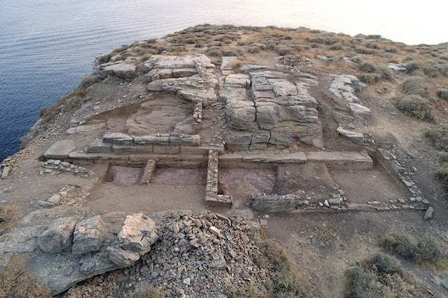 Early Byzantine-era settlement unearthed at Greek island of Kythnos