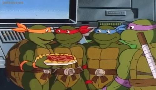 Así es cómo sería la vida adulta de las 'Tortugas Ninja' y quizá te deprima un poco