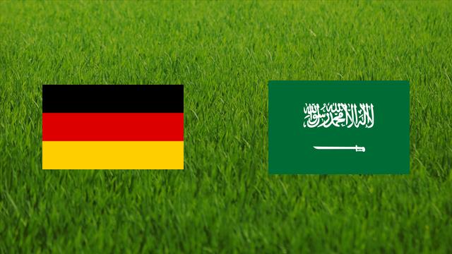 مباراة السعودية والمانيا اليوم