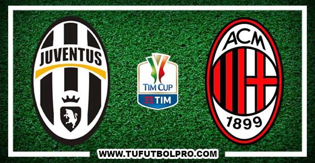 Ver Juventus vs Milan EN VIVO Por Internet Hoy 25 de Enero 2017