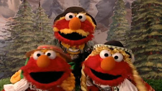 Sesame Street Elmo's World Families