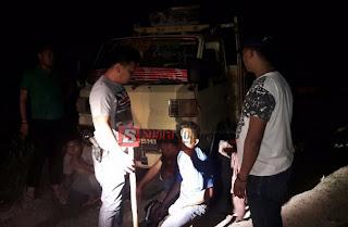 Polisi Gerebek Lokasi Tambang Pasir Di Trucuk, Satu Orang Diamankan
