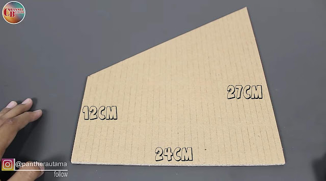 Cara Membuat Rak Buku Dari Kardus - Cara Membuat Rak Buku Dari Kardus Mie Instan Bekas Beserta Gambarnya