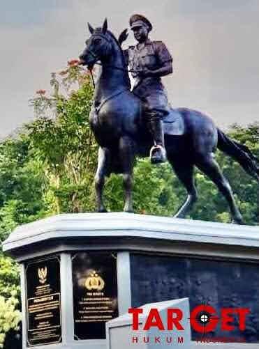 Kapolri Jenderal Polisi Listyo Sigit Prabowo Resmikan Monumen Perjuangan dan Bhakti Pahlawan Nasional Komjen Pol M. Jasin di Akademi Kepolisian