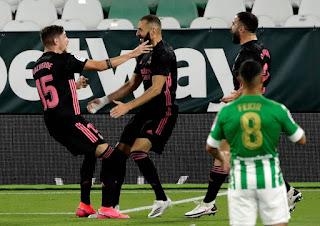 Previa Betis- Real Madrid: Por una victoria antes del paron