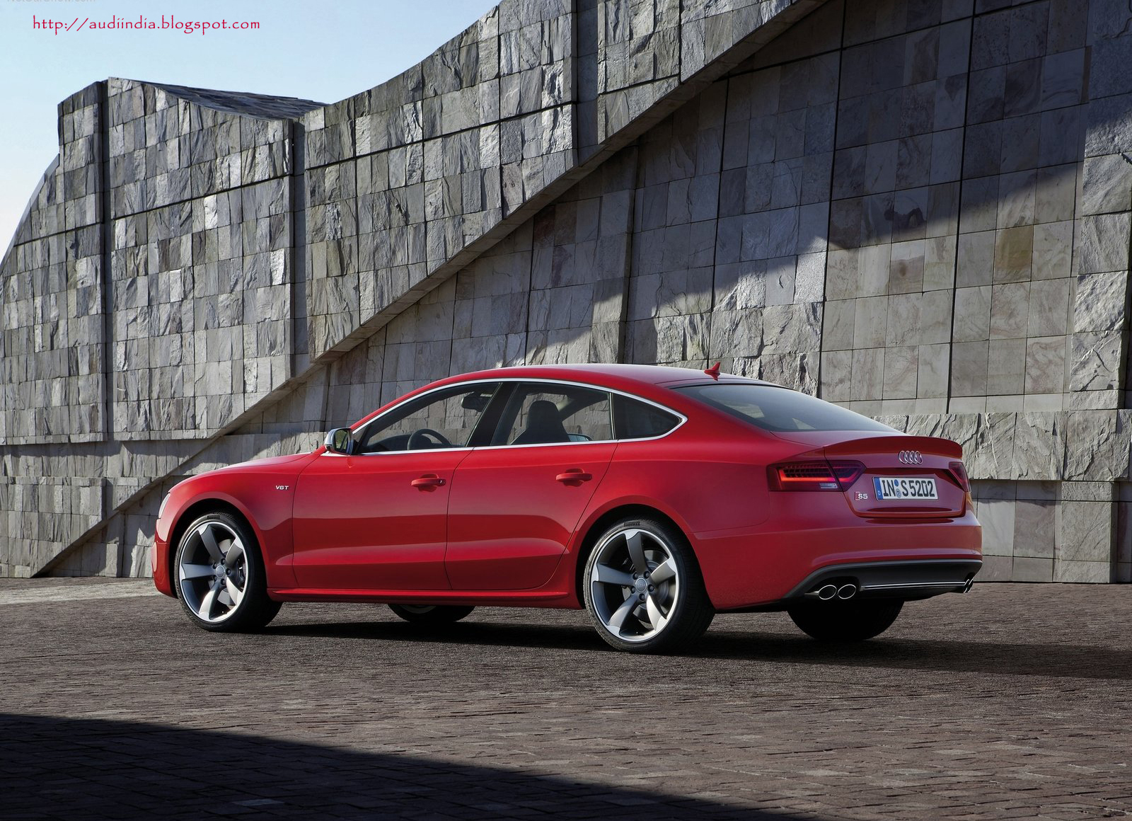 2012 Audi S5 Sportback Wallpapers The World Of Audi
