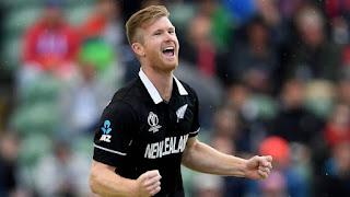 James Neesham 5-31 - New Zealand vs Afghanistan 13th Match ICC Cricket World Cup 2019 Highlights