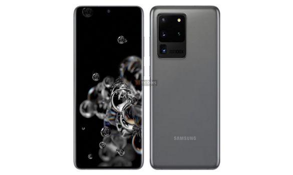 تسريب صور هاتف سامسونج الجديد Galaxy S20 Ultra
