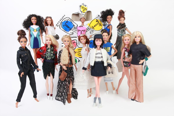 Barbie Gets Fashion Makeover