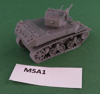 Stuart Tank picture 11