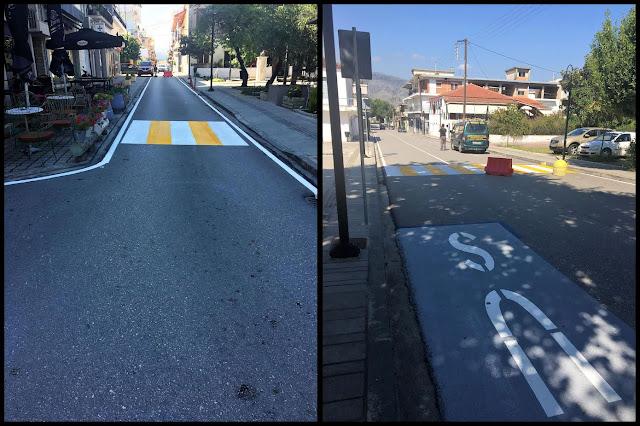 Πρέβεζα: Συνεχίζει να σαρώνει....Σε έργα τοποθέτησης ασφαλτικών ταπήτων και σημάνσεις & σηματοδοτήσεις δρόμων προχώρησε ο Δήμος Ζηρού