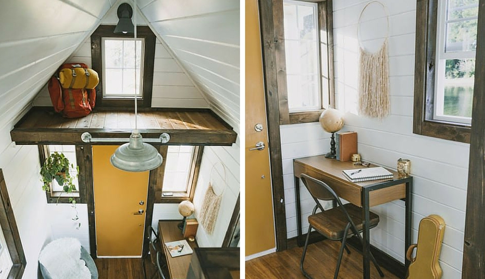Tiny House Town The Craftsman By Tiny Heirloom